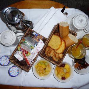 Petit déjeuner & Pause-café